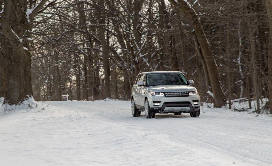 2015 Land Rover Range Rover SVR - Slide 15