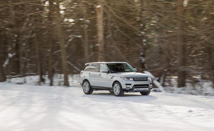 2015 Land Rover Range Rover SVR - Slide 16