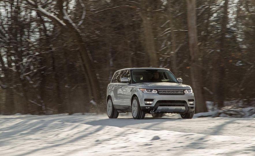 2015 Land Rover Range Rover SVR - Slide 17