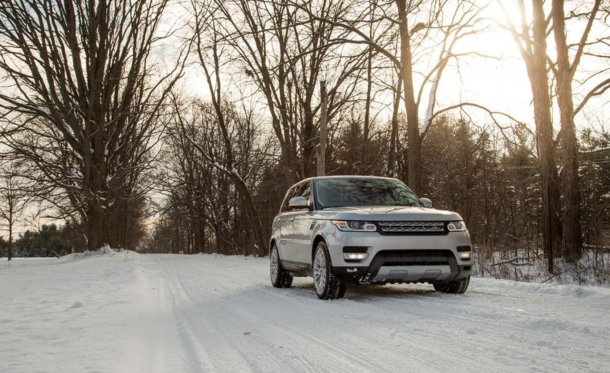 2015 Land Rover Range Rover SVR - Slide 19