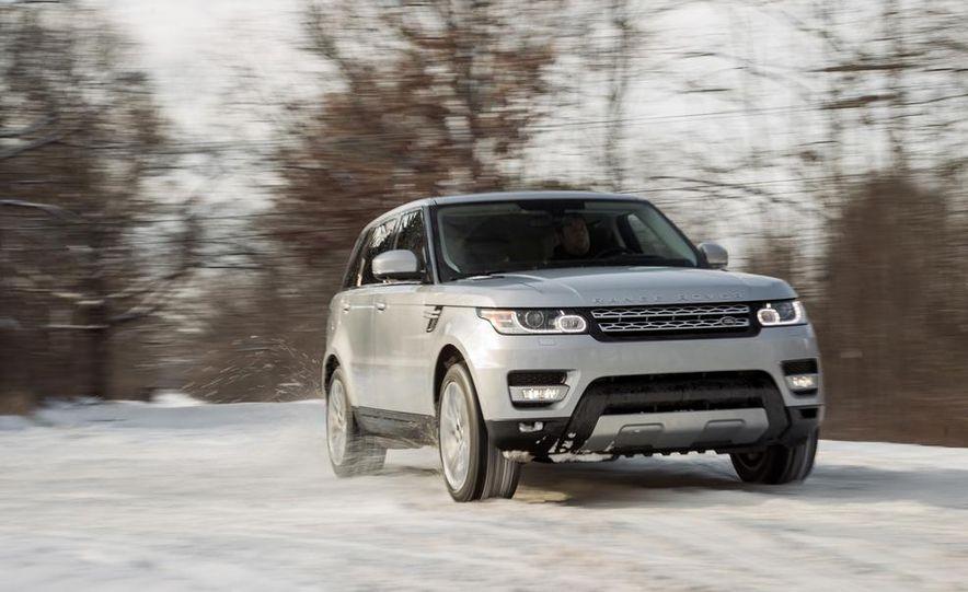2015 Land Rover Range Rover SVR - Slide 21