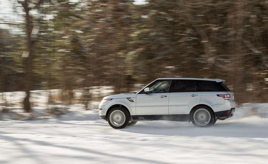 2015 Land Rover Range Rover SVR - Slide 22