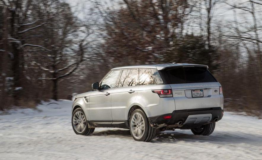 2015 Land Rover Range Rover SVR - Slide 25