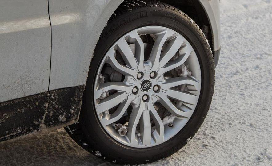 2015 Land Rover Range Rover SVR - Slide 31