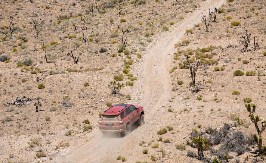 2015 Toyota 4Runner TRD Pro Series - Slide 16