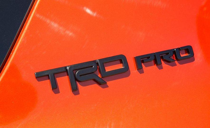 2015 Toyota 4Runner TRD Pro Series - Slide 22