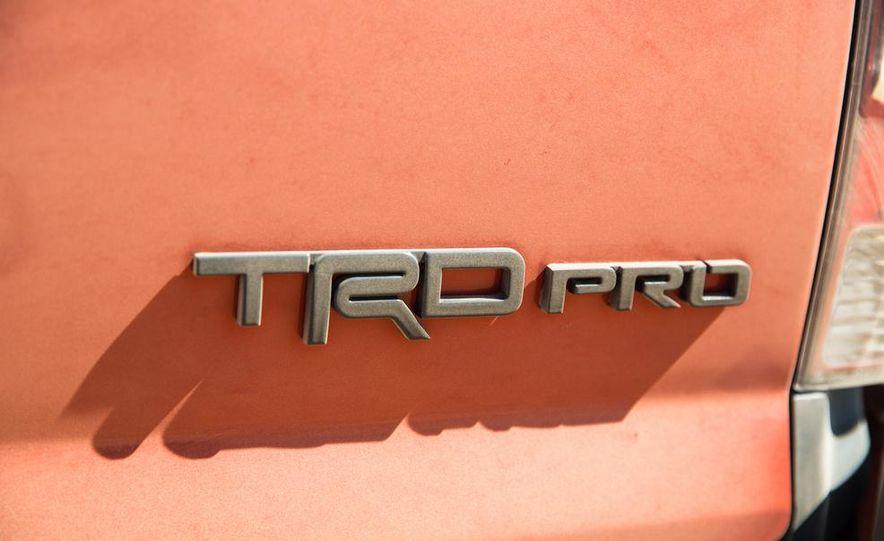 2015 Toyota 4Runner TRD Pro Series - Slide 44