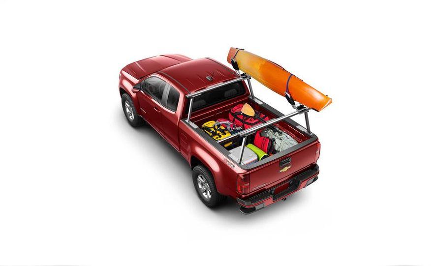 2015 Chevrolet Silverado 3500 HD LTZ, 2015 Chevrolet Colorado Z71, and 2015 Chevrolet Silverado 1500 LTZ Z71 - Slide 16