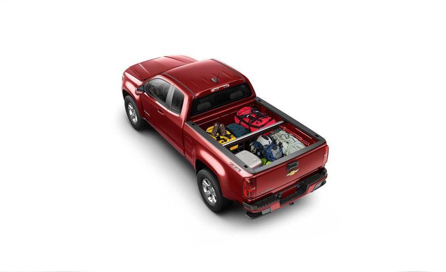 2015 Chevrolet Silverado 3500 HD LTZ, 2015 Chevrolet Colorado Z71, and 2015 Chevrolet Silverado 1500 LTZ Z71 - Slide 17