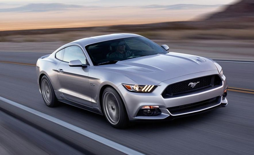 2016 Ford Mustang Shelby GT350 (spy photo) - Slide 26