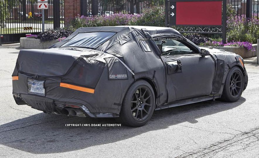 2016 Ford Mustang Shelby GT350 (spy photo) - Slide 18