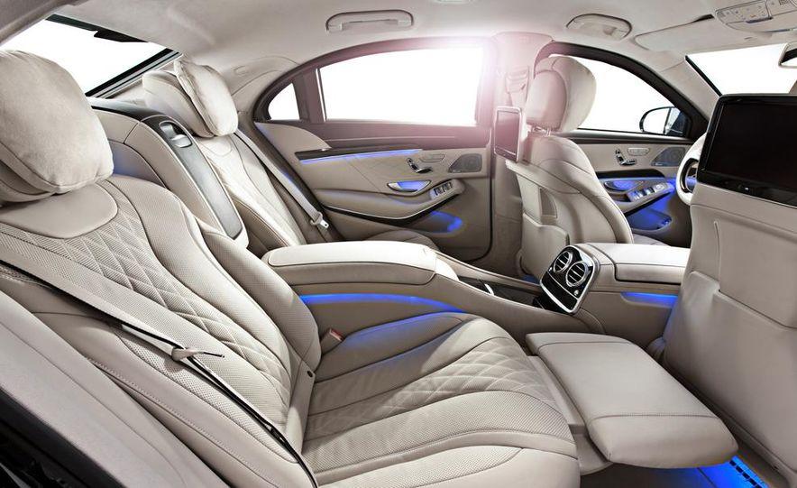 2015 Mercedes-Benz S600 Guard - Slide 15