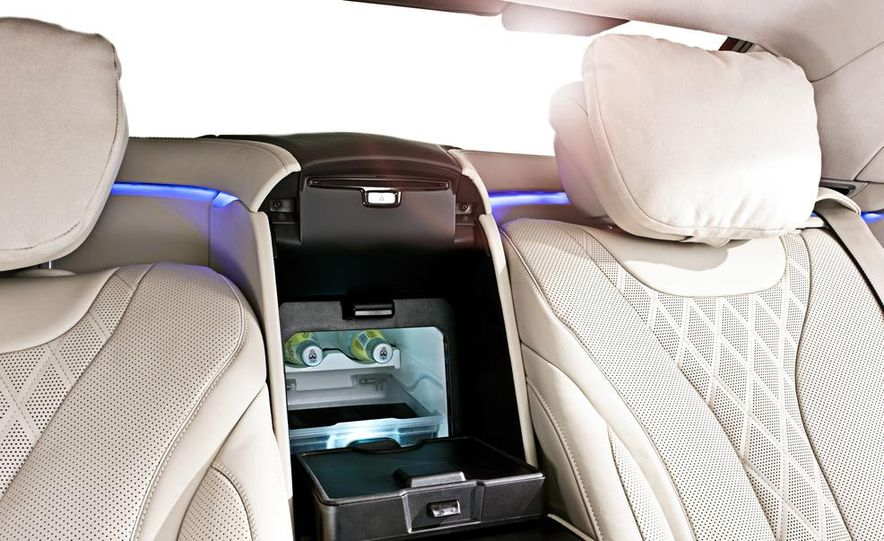 2015 Mercedes-Benz S600 Guard - Slide 16