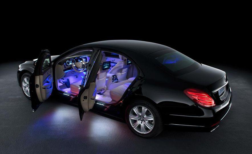 2015 Mercedes-Benz S600 Guard - Slide 3