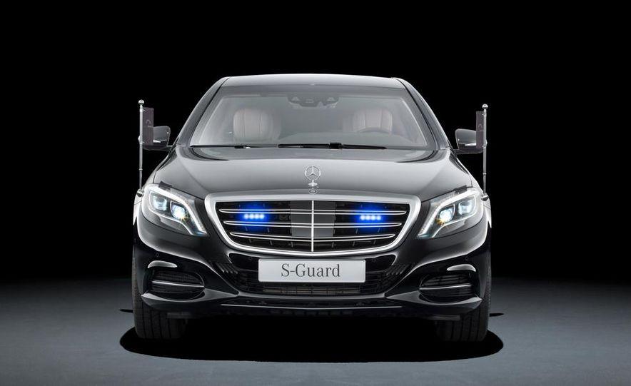 2015 Mercedes-Benz S600 Guard - Slide 5