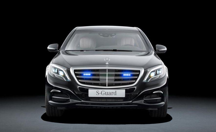 2015 Mercedes-Benz S600 Guard - Slide 6