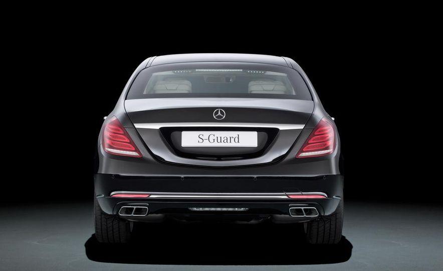 2015 Mercedes-Benz S600 Guard - Slide 7