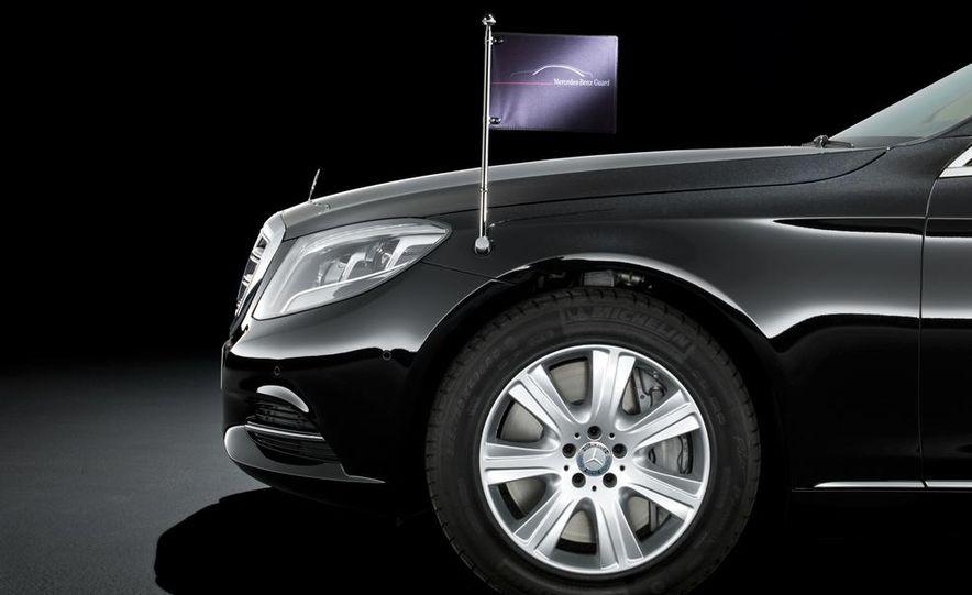 2015 Mercedes-Benz S600 Guard - Slide 9