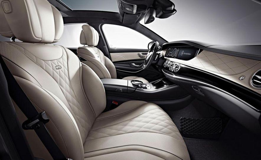 2015 Mercedes-Benz S600 Guard - Slide 24