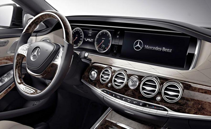 2015 Mercedes-Benz S600 Guard - Slide 25