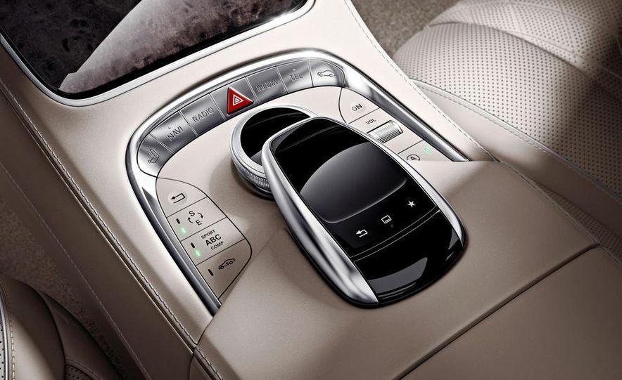 2015 Mercedes-Benz S600 Guard - Slide 26