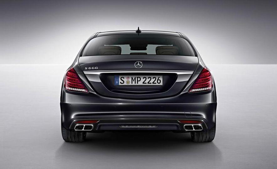 2015 Mercedes-Benz S600 Guard - Slide 22