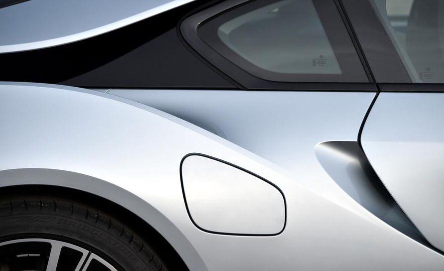 BMW i8 Concours d'Elegance Edition - Slide 62