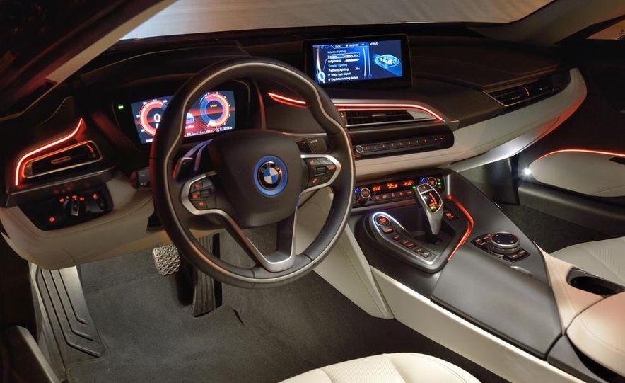 BMW i8 Concours d'Elegance Edition - Slide 76