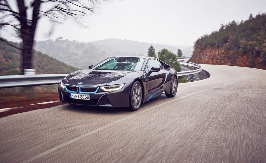 BMW i8 Concours d'Elegance Edition - Slide 15