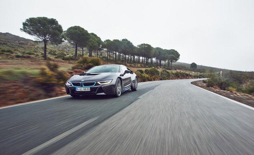 BMW i8 Concours d'Elegance Edition - Slide 16