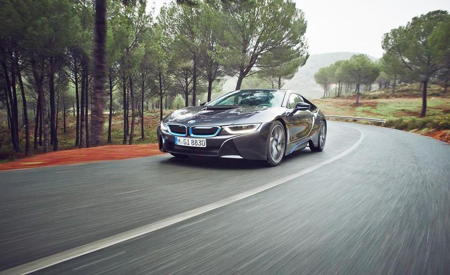 BMW i8 Concours d'Elegance Edition - Slide 17