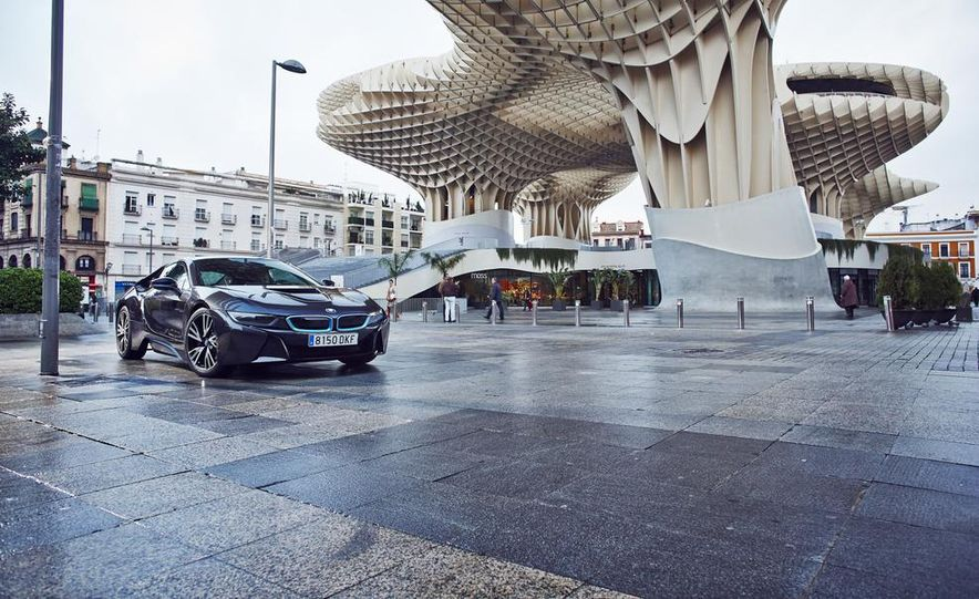BMW i8 Concours d'Elegance Edition - Slide 20