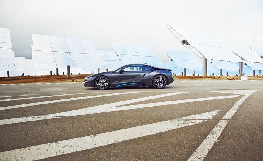 BMW i8 Concours d'Elegance Edition - Slide 23