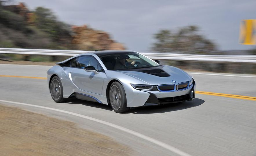 BMW i8 Concours d'Elegance Edition - Slide 26