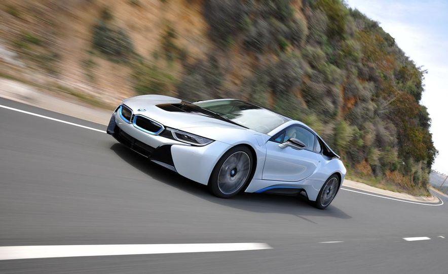 BMW i8 Concours d'Elegance Edition - Slide 27