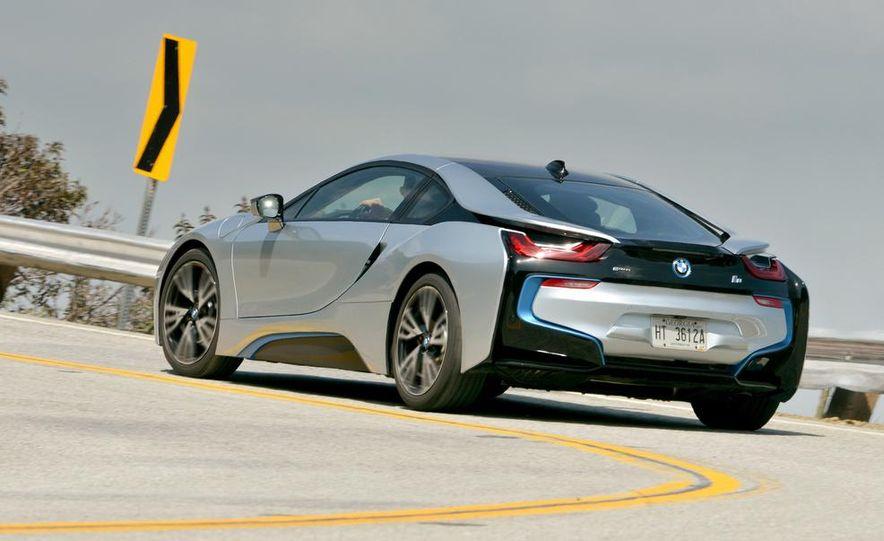 BMW i8 Concours d'Elegance Edition - Slide 35