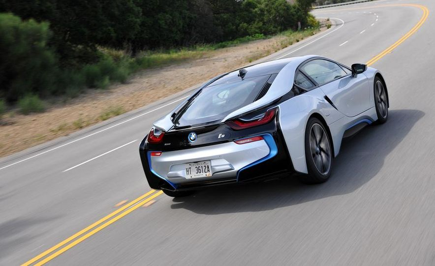 BMW i8 Concours d'Elegance Edition - Slide 39