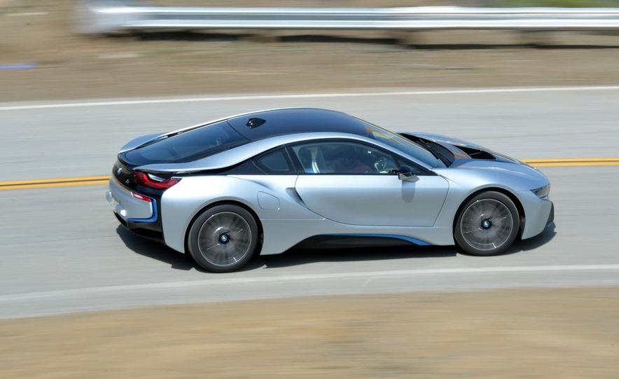 BMW i8 Concours d'Elegance Edition - Slide 42