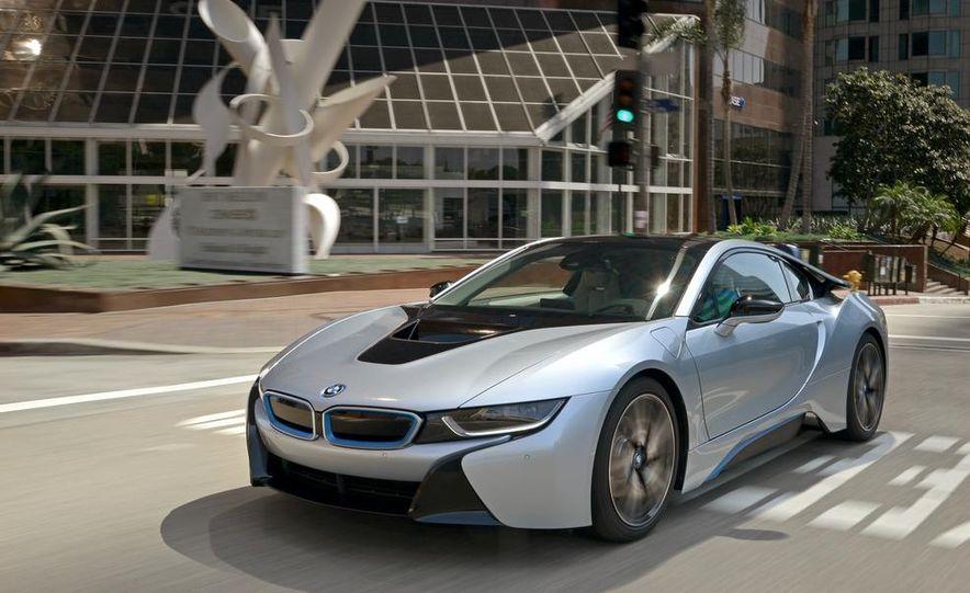 BMW i8 Concours d'Elegance Edition - Slide 44