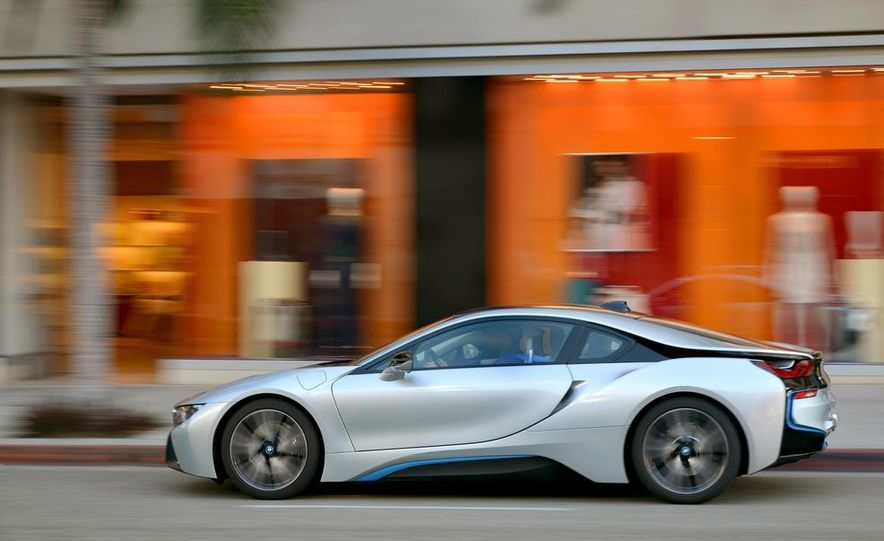 BMW i8 Concours d'Elegance Edition - Slide 45
