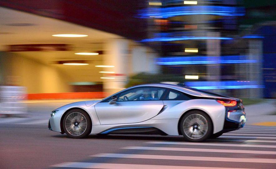 BMW i8 Concours d'Elegance Edition - Slide 49