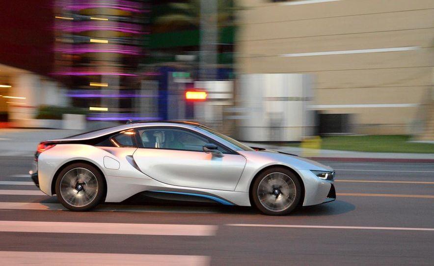 BMW i8 Concours d'Elegance Edition - Slide 50