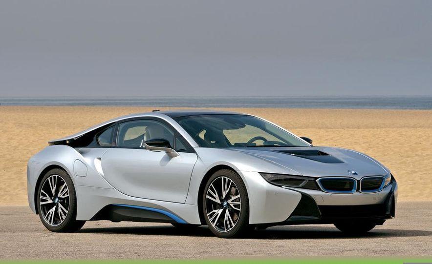 BMW i8 Concours d'Elegance Edition - Slide 53