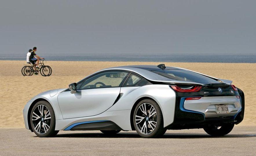 BMW i8 Concours d'Elegance Edition - Slide 55
