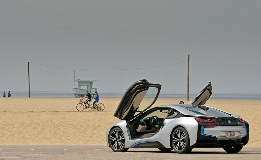 BMW i8 Concours d'Elegance Edition - Slide 56