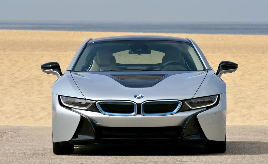 BMW i8 Concours d'Elegance Edition - Slide 57