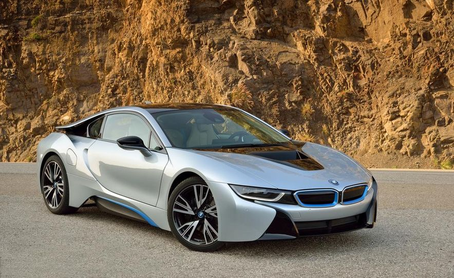 BMW i8 Concours d'Elegance Edition - Slide 59