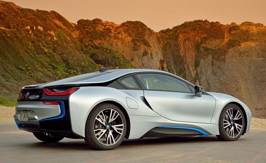 BMW i8 Concours d'Elegance Edition - Slide 60