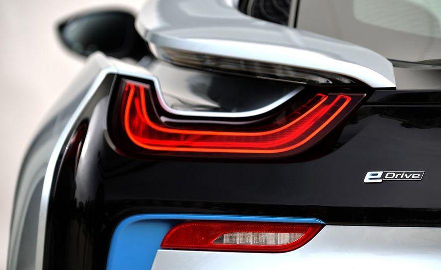 BMW i8 Concours d'Elegance Edition - Slide 63