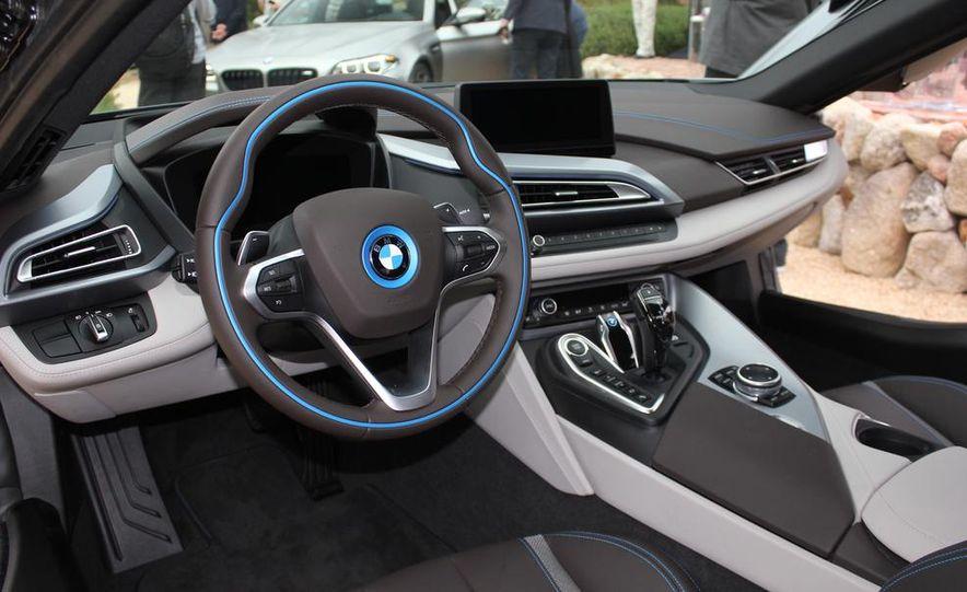 BMW i8 Concours d'Elegance Edition - Slide 8
